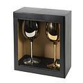 Набор бокалов для вина MOON&SUN (2шт)