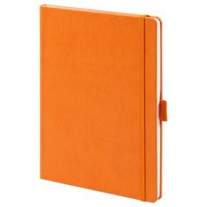 Еженедельник Luck, недатированный, оранжевый