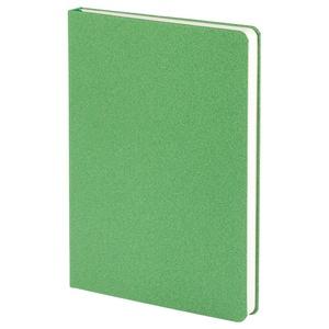 Ежедневник Melange, недатированный, зеленый