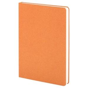 Ежедневник Melange, недатированный, оранжевый