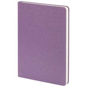 Ежедневник Melange, недатированный, фиолетовый