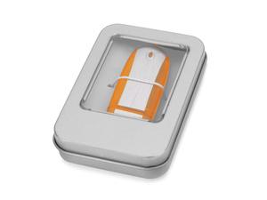 Коробка для флеш-карт «Этан», серебристый