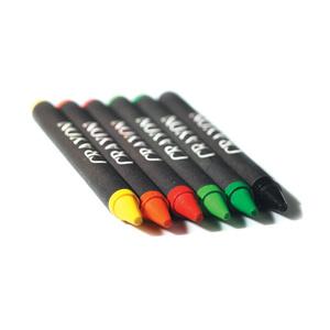 Набор восковых карандашей