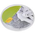 Монетница прозрачная круглая