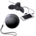 Портативные аудио колонки для смартфона