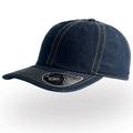 Бейсболка DAD HAT, 6 клиньев, металлическая застежка