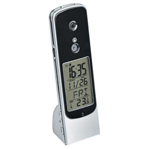 Веб-камера USB настольная с часами, будильником и термометром