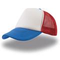 Бейсболка RAPPER, 5 клиньев, пластиковая застежка
