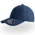 Бейсболка CAP ONE, без панелей и швов, без застежки