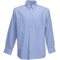 Рубашка мужская LONG SLEEVE OXFORD SHIRT 135