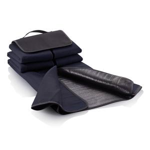 Плед для пикника, темно-синий