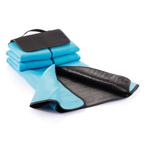 Плед для пикника, синий
