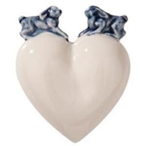 Фарфоровое сердце «Hasen»
