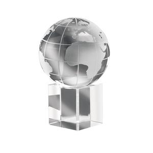 Глобус стеклянный