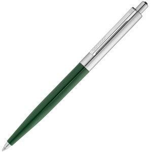 Ручка шариковая Senator Point Metal, зеленая