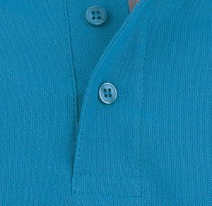 Рубашка поло мужская SUMMER 170, зеленое яблоко