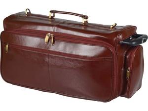 Сумка-портфель Багамы. S.Babila, коричневый