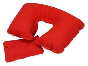 Подушка надувная Сеньос, красный