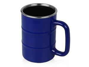 Кружка Баррель 400мл, синий