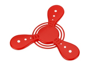 Летающий диск Фрисби, красный
