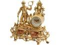 Часы Охотник, золотистый