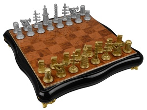 Шахматы Нефтяные