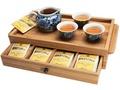 Шкатулка для чая, светло-коричневый