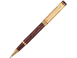 Ручка роллер Duke Gold Medal в футляре