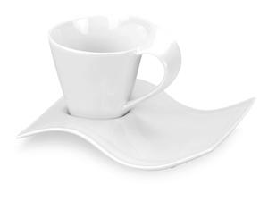 Чайная пара: чашка на 160 мл с блюдцем