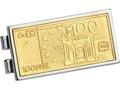 Зажим для денег Сто евро Diplomat