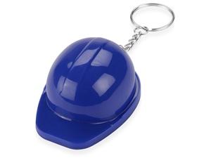 Брелок-открывалка Каска, синий