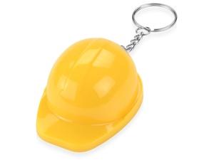 Брелок-открывалка Каска, желтый