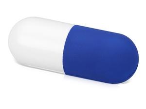 Игрушка-антистресс Капсула, синий/белый