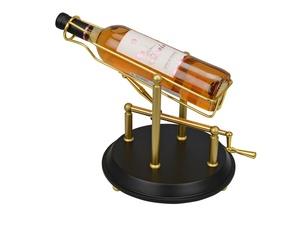Подставка для бутылки Invention с механизмом розлива