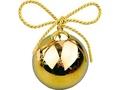 Рождественский шарик Versace Gold, золотистый
