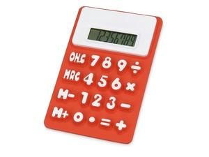 Калькулятор Splitz, красный