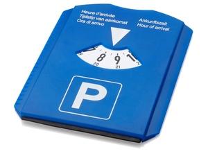 Парковочный диск 5 в 1, синий