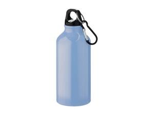 Бутылка Oregon с карабином 400мл, светло-синий