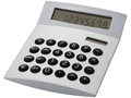 Калькулятор с конвертером валют Face-it, серебристый