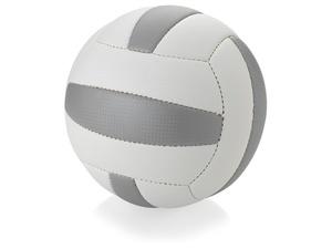 Мяч для пляжного волейбола Nitro, размер 5, белый/серый