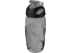 Бутылка спортивная Gobi, черный
