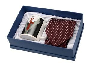 Набор: кружка и галстук Утро джентльмена