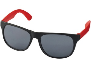 Очки солнцезащитные Retro, красный