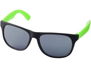 Очки солнцезащитные Retro, неоново-зеленый