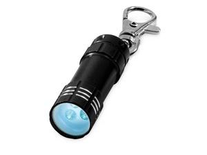 Брелок-фонарик Astro, черный