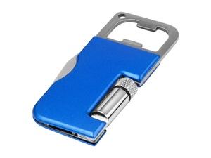 Нож карманный Pinto 3в1, синий классический