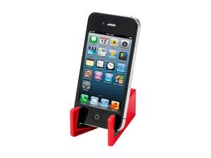 Подставка для мобильного телефона Slim, красный