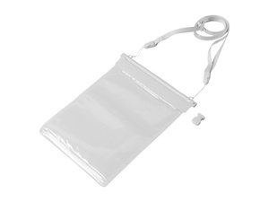Чехол водонепроницаемый Splash для минипланшетов, белый
