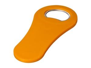 Открывалка Rally с магнитом, оранжевый