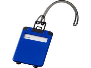 Бирка для багажа Taggy, синий